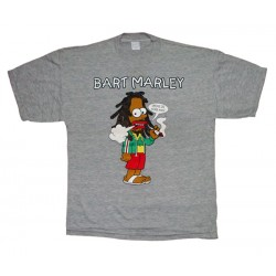 Bart Marley - T-Shirt - Smoke the Herb Man