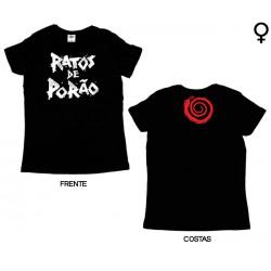 Ratos de Porão - T-Shirt de Mulher - Logo
