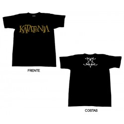 Katatonia - T-Shirt - Logo