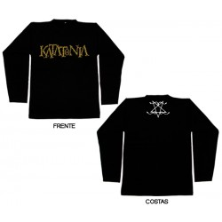 Katatonia - Long Sleeve - Logo