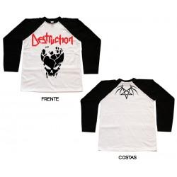 Destruction - Long Sleeve - Skull