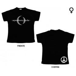 A Perfect Circle - T-Shirt de Mulher - Logo