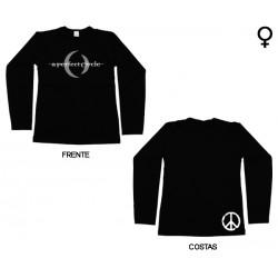 A Perfect Circle - Long Sleeve de Mulher - Logo