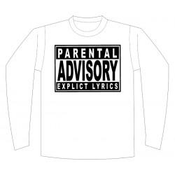 Parental Advisory - Long Sleeve - P.A.E.L