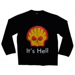 Shell - Long Sleeve - It´s Hell