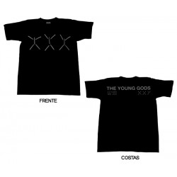 The Young Gods - T-Shirt - XXYEARS 1985-2005