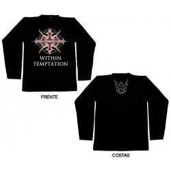 Within Temptation - Long Sleeve - Logo