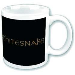 Whitesnake - Caneca - Crest Logo