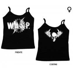 W.A.S.P - Top de Mulher - Logo