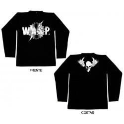 W.A.S.P - Long Sleeve - Logo