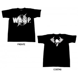 W.A.S.P - T-Shirt - Logo