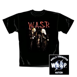 W.A.S.P - T-Shirt - Domination
