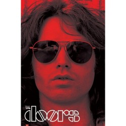 The Doors - Poster - Red