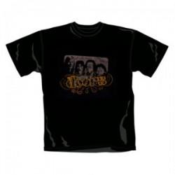 The Doors  - T-Shirt - Heads