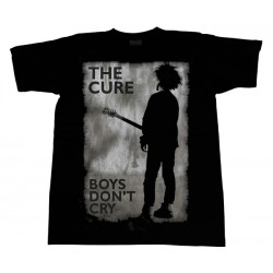 The Cure - T-Shirt - Boys Don't Cry