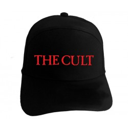 The Cult - Chapéu - Logo