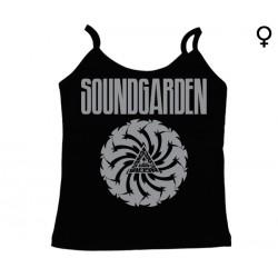 Soundgarden - Top de Mulher - Logo
