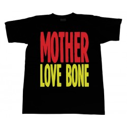 Mother Love Bone - T-Shirt - Logo