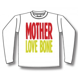 Mother Love Bone - Long Sleeve - Logo