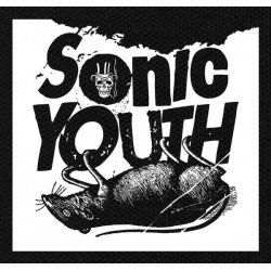 Sonic Youth - Patch - Rat