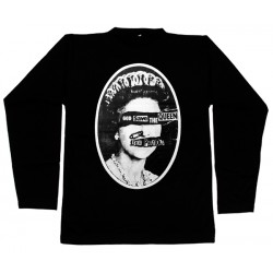 Sex Pistols - Long Sleeve - God Save The Queen