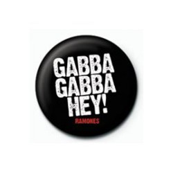 Ramones - Crachá - Gabba