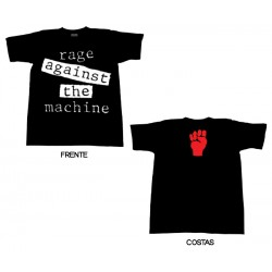 Rage Against The Machine - T-Shirt - Logo