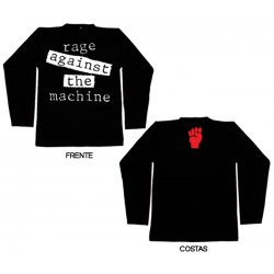 Rage Against The Machine - Long Sleeve - Logo