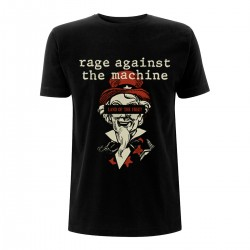 Rage Against The Machine - T-Shirt - Sam Free