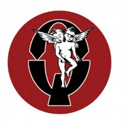 Queens Of The Stone Age - Crachá - Angel In Q