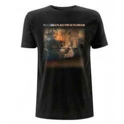 Placebo - T-Shirt - A Place For Us To Dream LP02