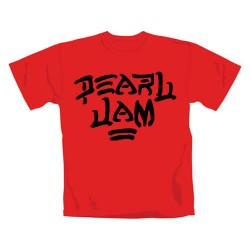 Pearl Jam - T-Shirt - Logo