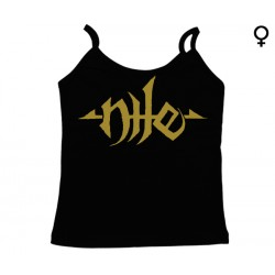 Nile - Top de Mulher - Logo