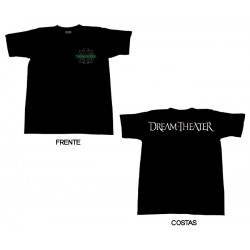 Dream Theater - T-Shirt - Logo