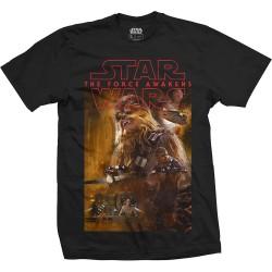 Star Wars - T-Shirt - Chewbacca