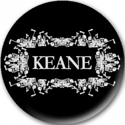 Keane - Crachá - Logo