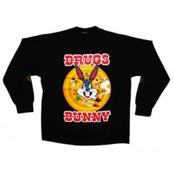 Bugs Bunny - Long Sleeve - Drugs Bunny