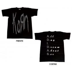 Korn - T-Shirt - A.D.I.D.A.S