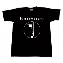 Bauhaus - T-Shirt - Moon Face