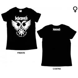 Behemoth - T-Shirt de Mulher - New Aeon Musick
