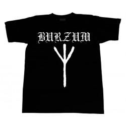 Burzum - T-Shirt - Rune