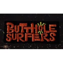 Butthole Surfers - Patch - Logo