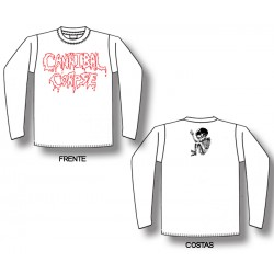 Cannibal Corpse - Long Sleeve - Logo