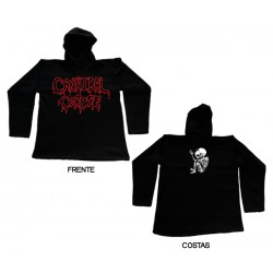 Cannibal Corpse - Sweat - Logo