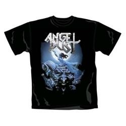 Angel - Dust T-Shirt - To dust you will decay