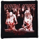 Cannibal Corpse - Patch - Butchered at Birth