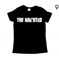 The Haunted - T-Shirt de Mulher - Logo