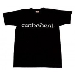 Cathedral - T-Shirt - Logo