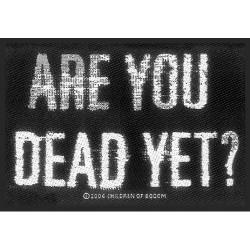 Children Of Bodom - Remendo - Are You Dead