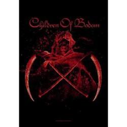 Children Of Bodom - Poster - Crossed Scythes